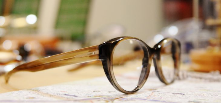ドイツ眼鏡