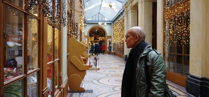 【番外編】パリのクリスマス