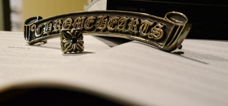 CHROME HEARTS 新作入荷