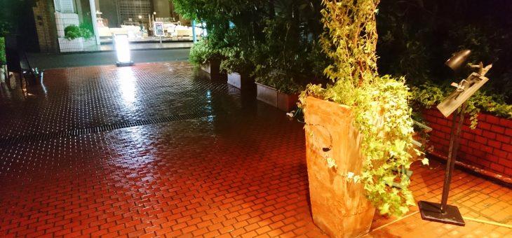 【お知らせ】台風の為 19時30分閉店