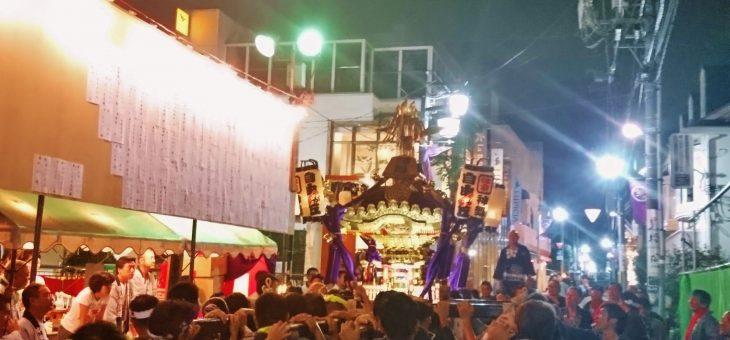 熊野神社 宵宮