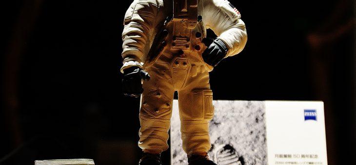 月面着陸50周年・ZEISS