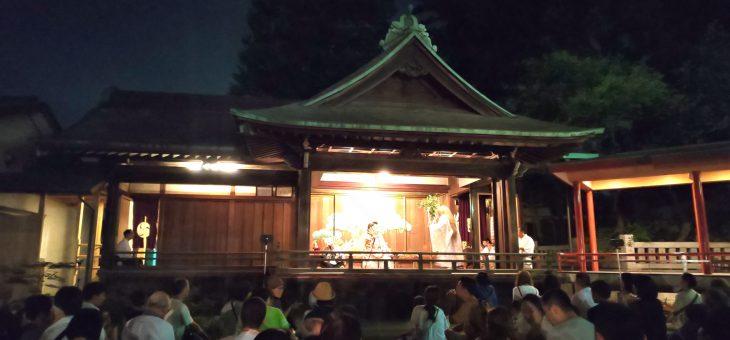 熊野神社例大祭