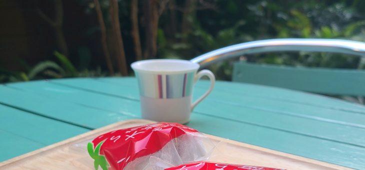 久々のコーヒーブレイク